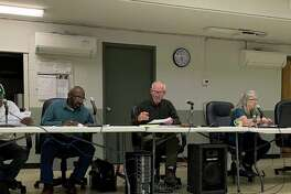 The Webber Township Board of Trustees adopted an ordinance to opt out of recreational marijuana sales and distribution at a meeting on Oct. 10. The board determined it was best to opt out at this time and revisit the issue after the planning commission has developed regulations for licensing and zoning of the facilities. (Star photo/Cathie Crew)