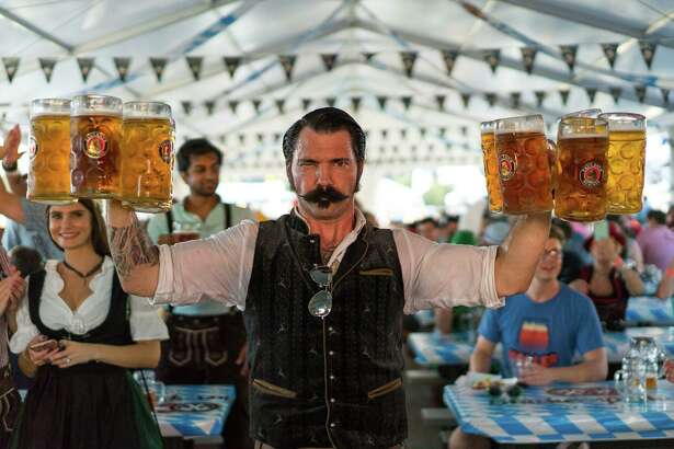 King's BierHaus holds its annual King's Oktoberfest celebration this weekend.