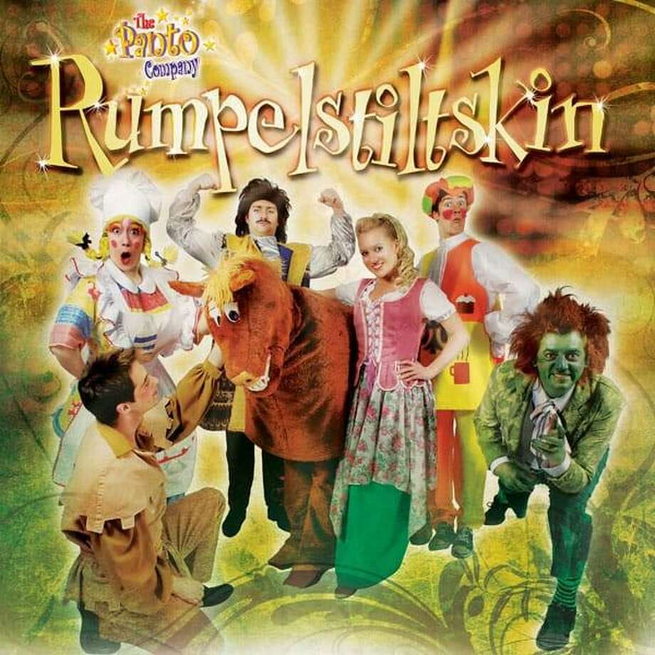 """Rumpelstiltskin"" is at The Palace Danbury November 9. The Panto Company's version of the classic fairy tale features music, comedy and audience participation. Photo: The Palace Danbury / Contributed Photo"