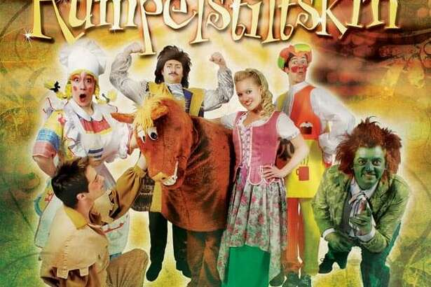 """""""Rumpelstiltskin"""" is at The Palace Danbury November 9. The Panto Company's version of the classic fairy tale features music, comedy and audience participation."""