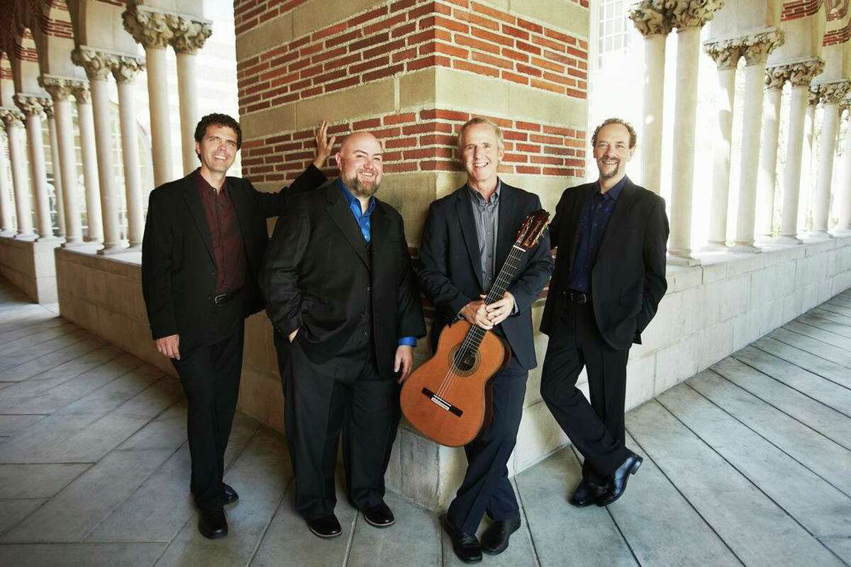TheLos Angeles Guitar Quartet will play in Clinton Oct. 27