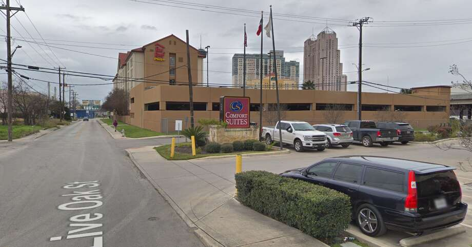 7 a.m. Tuesday, Oct. 15: A call came in for an electrical fire with smoke at the Comfort Suites at 505 Live Oak Street. Photo: Google Maps/Street View