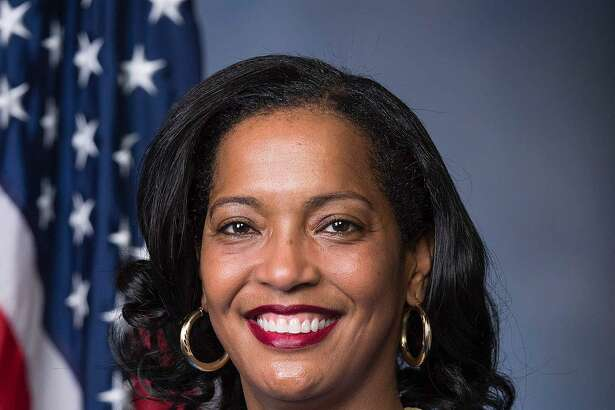 U.S. Rep. Jahana Hayes, D-Wolcott, represents Connecticut's 5th Congressional District .