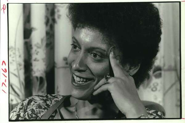 """Author Paula Giddings, shown in this undated file photo, wrote the groundbreaking book """"When and Where I Enter."""" First published 35 years ago, the book showed that black women have a separate history from white women and black men. Giddings and other feminist scholars will be at Prairie View A&M University in November 2019 for a symposium focused on the contributions of black women in politics and cultural discourse."""