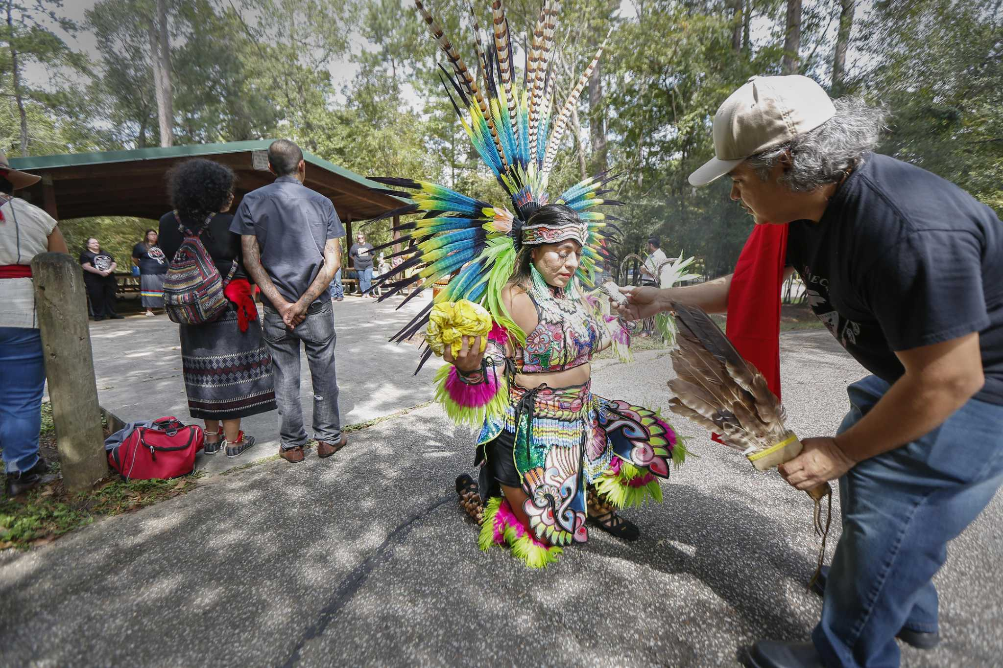 Native nations gather to honor and celebrate their heritage, receive recognition of Indigenous People's Day