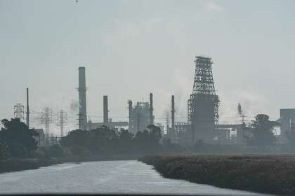 Bay Area quake caused refineries to flare; 'What happens if there's a big one?'