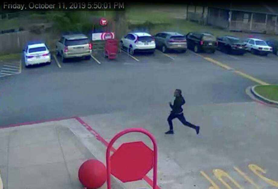 Beaumont police are looking for a man they said stole a purse from a woman in a Target parking lot on Friday. Photo: Beaumont Police Department