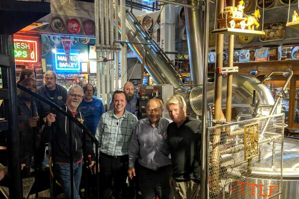Pike Brewing alum from breweries across Seattle unite to create the Pike Reunion IPA.