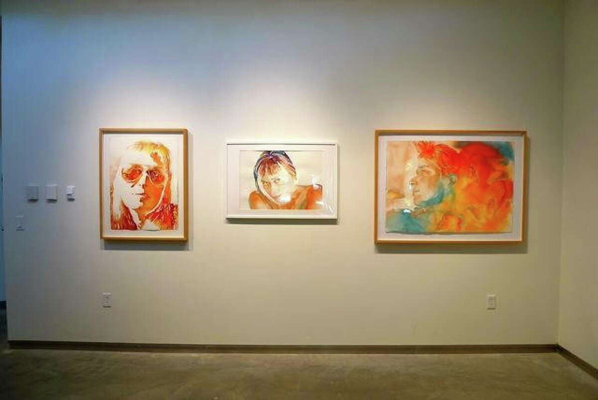 Return to Roots: Paintings by Carol Carter will be on display through Oct. 19, in the James K. Schmidt Gallery at the Voney Art Center on the campus of Principia College.