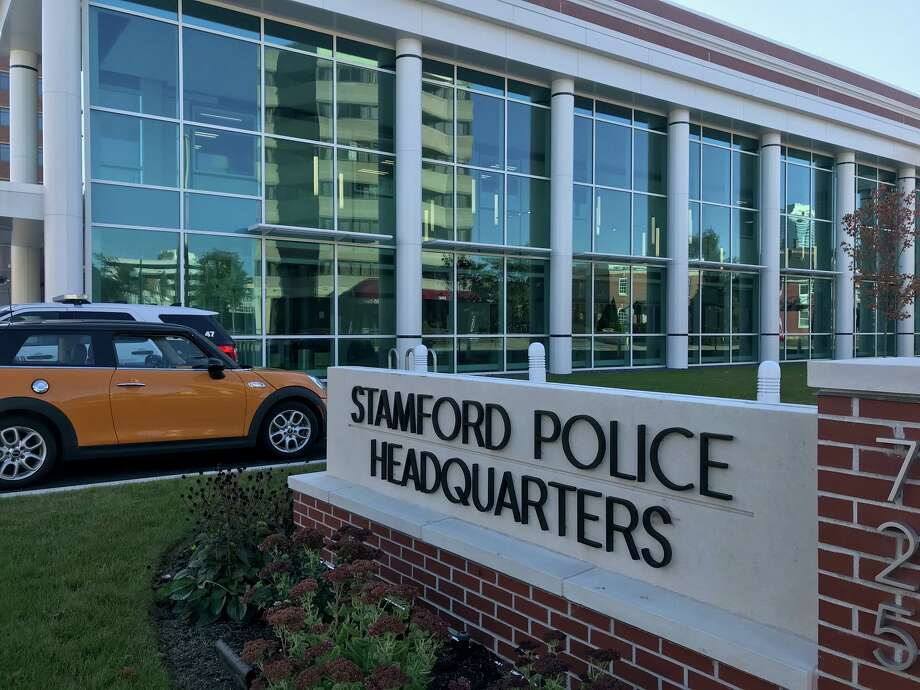 The Stamford Police Headquarters. Photo: Stamford Police Department / Contributed