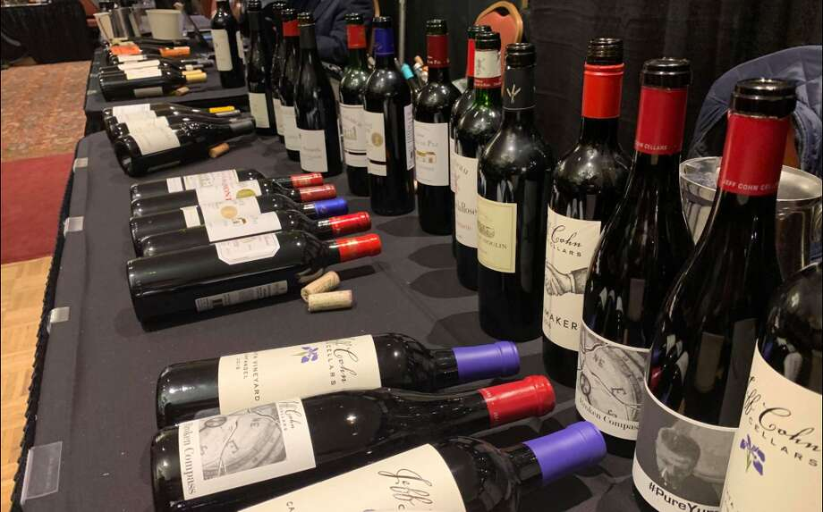 Tariffs against specialty foreign products — including single-malt scotch, Irish whiskey and French wines — were on the minds of some vendors at the New York State Liquor Store Association's holiday trade show on Tuesday. Photo: Michael Williams / Albany Times Union