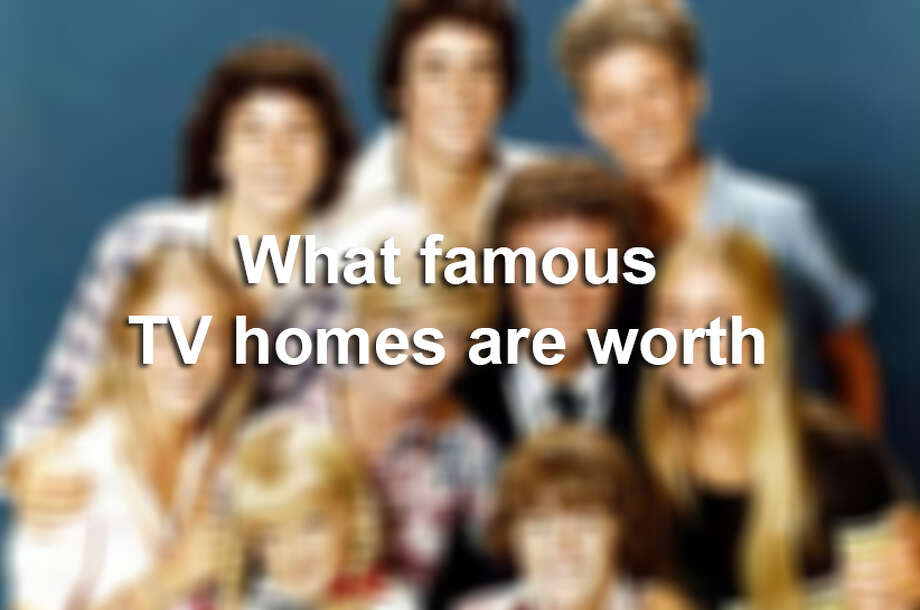 What famous TV homes are worth. Photo: Courtesy