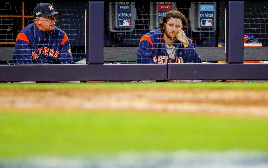 PHOTOS: Relive the Astros' win over the Yankees in Game 3 with the Houston Chronicle's photos