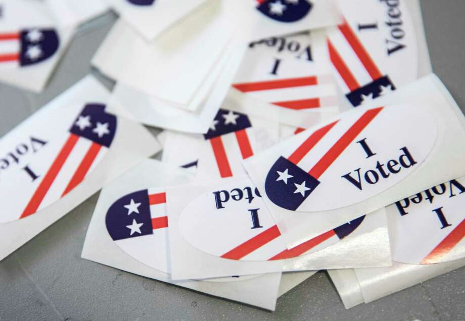 Early voting in the March 3 Texas primaries begins Feb. 18. Photo: Jessica Christian, Staff / The Chronicle / ONLINE_YES