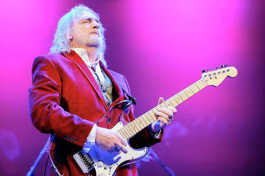 Bluesman and blues/rock journeyman, guitarist and songwriter, Tom The Suit Forst is part of the Buttonwood Tree's 30th anniversary celebration this weekend. Photo: Contributed Photo /