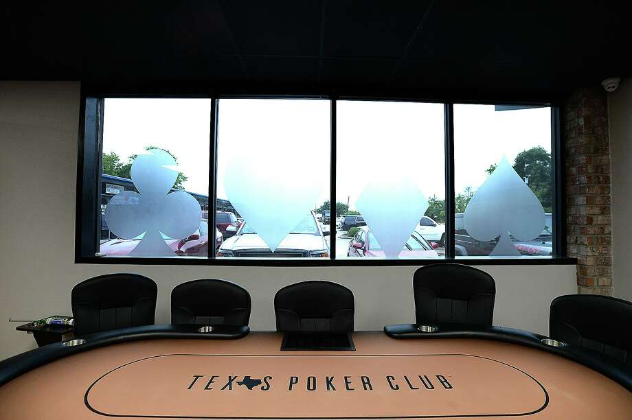 Texas Poker Club officially opens Friday, August 3, in Beaumont. Click through to see photos from inside.  Photo: Kim Brent / Kim Brent/The Enterprise / BEN