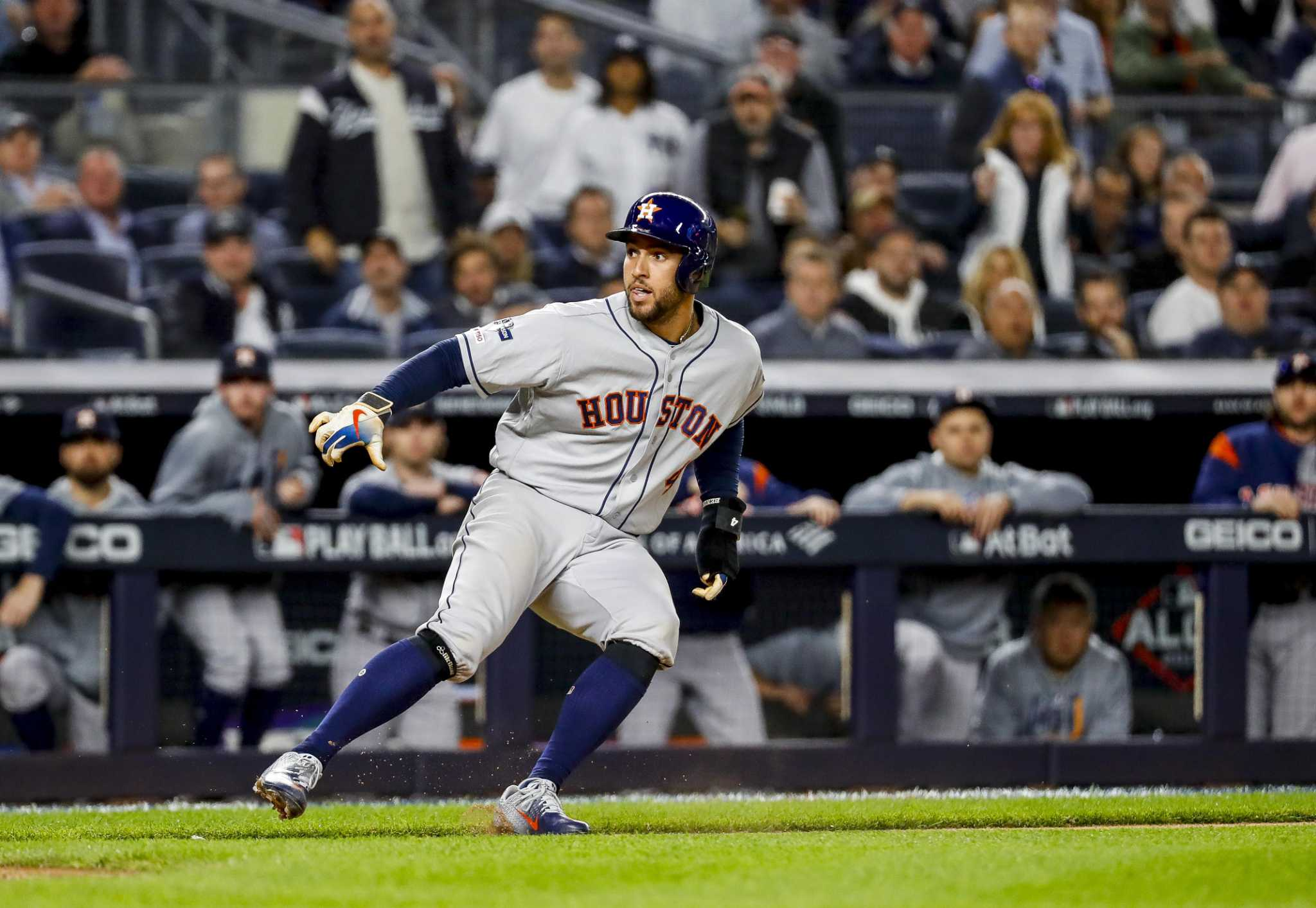 The little things count as Astros snag 2-1 lead in ALCS