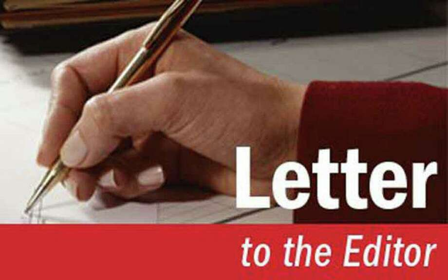 Below is a Letter to the Editor from this week's Shelton Herald. If you'd like to have a letter to the editor run next week, email letters to brian.gioiele@hearstmediact.com Photo: Contributed Photo / Connecticut Post