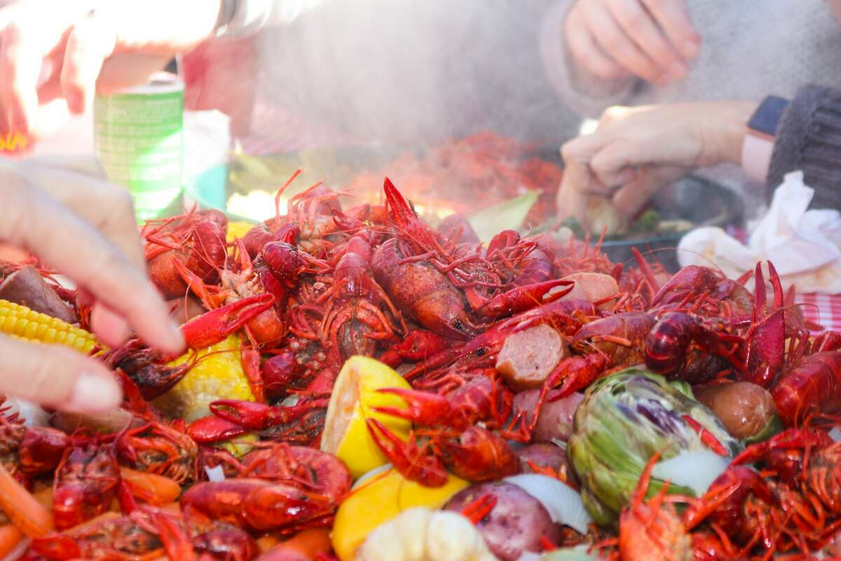 PHOTOS: Where to get the best crawfish in HoustonAn all-you-can-eat crawfish festival is headed for Houston next month.>>>See more for the best crawfish spots around town...