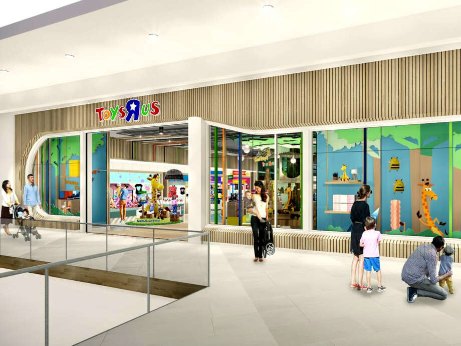 Toys R Us will return to Houston with a 6,473-square-foot store in the Galleria mall. Photo: Tru Kids Brand