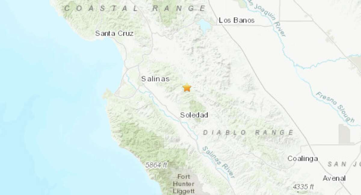 After a magnitude 4.7 earthquake rattled the South Bay Tuesday afternoon, a magnitude 3.4 aftershock struck the same area near Hollister early Wednesday morning.