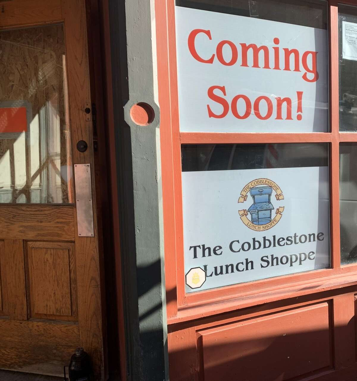The Cobblestone Lunch Shoppe is in its final weeks of development for an opening in late October or early November 2019 at 37 Maiden Lane in downtown Albany.