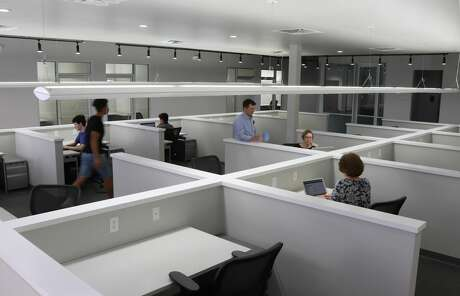 Origin Cowork is launching its first facility at 1000 North Post Oak Road.