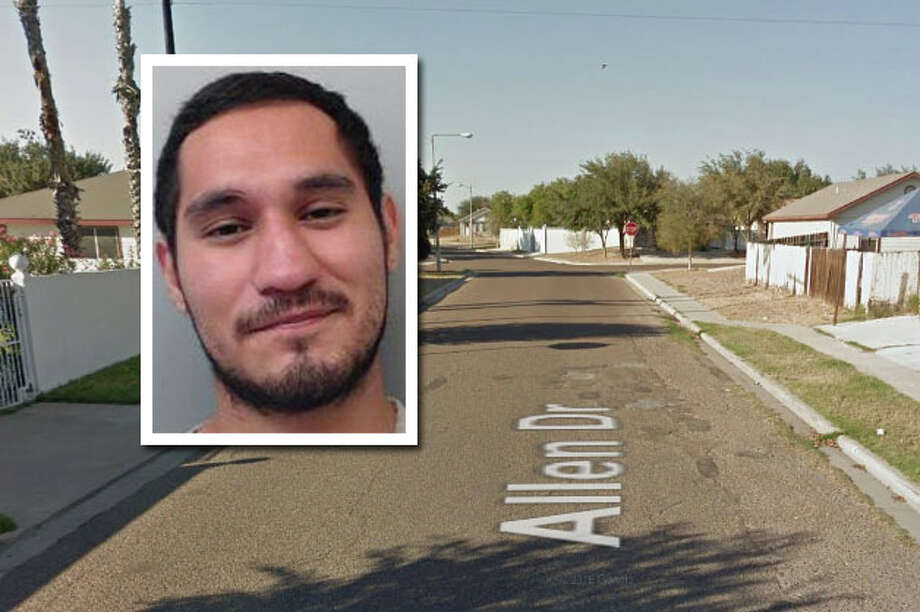 A man has been arrested for attempting to stab his father because the father refused to give him money to buy drugs, according to Laredo police. Photo: Courtesy