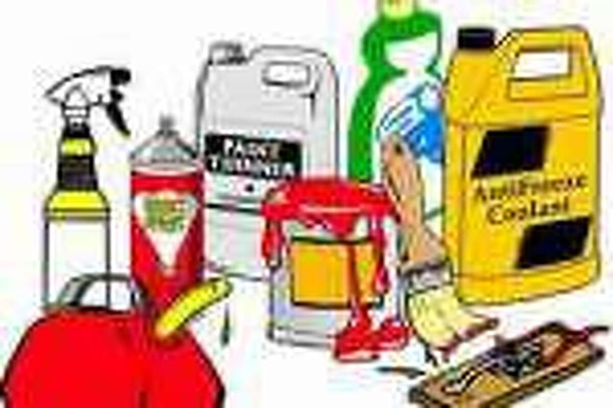 Hazardous waste collection Nov. 2