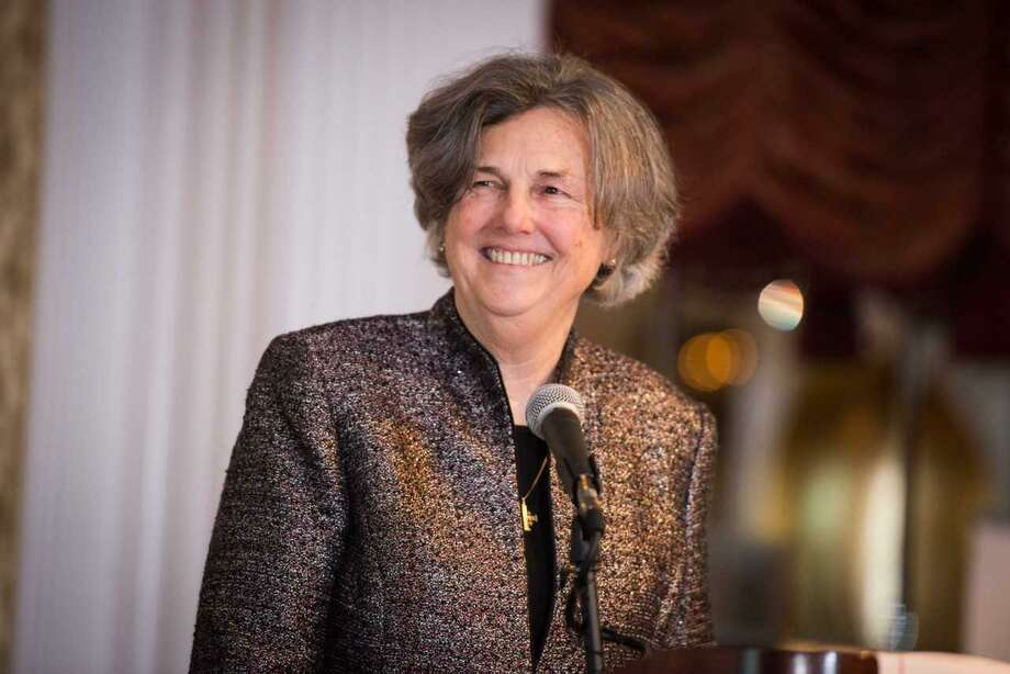 Phyllis Zagano of Hofstra University will be the first speaker in Albertus Magnus College's St. Thomas Aquinas Lecture Series. Photo: Albertus Magnus College / Contributed Photo