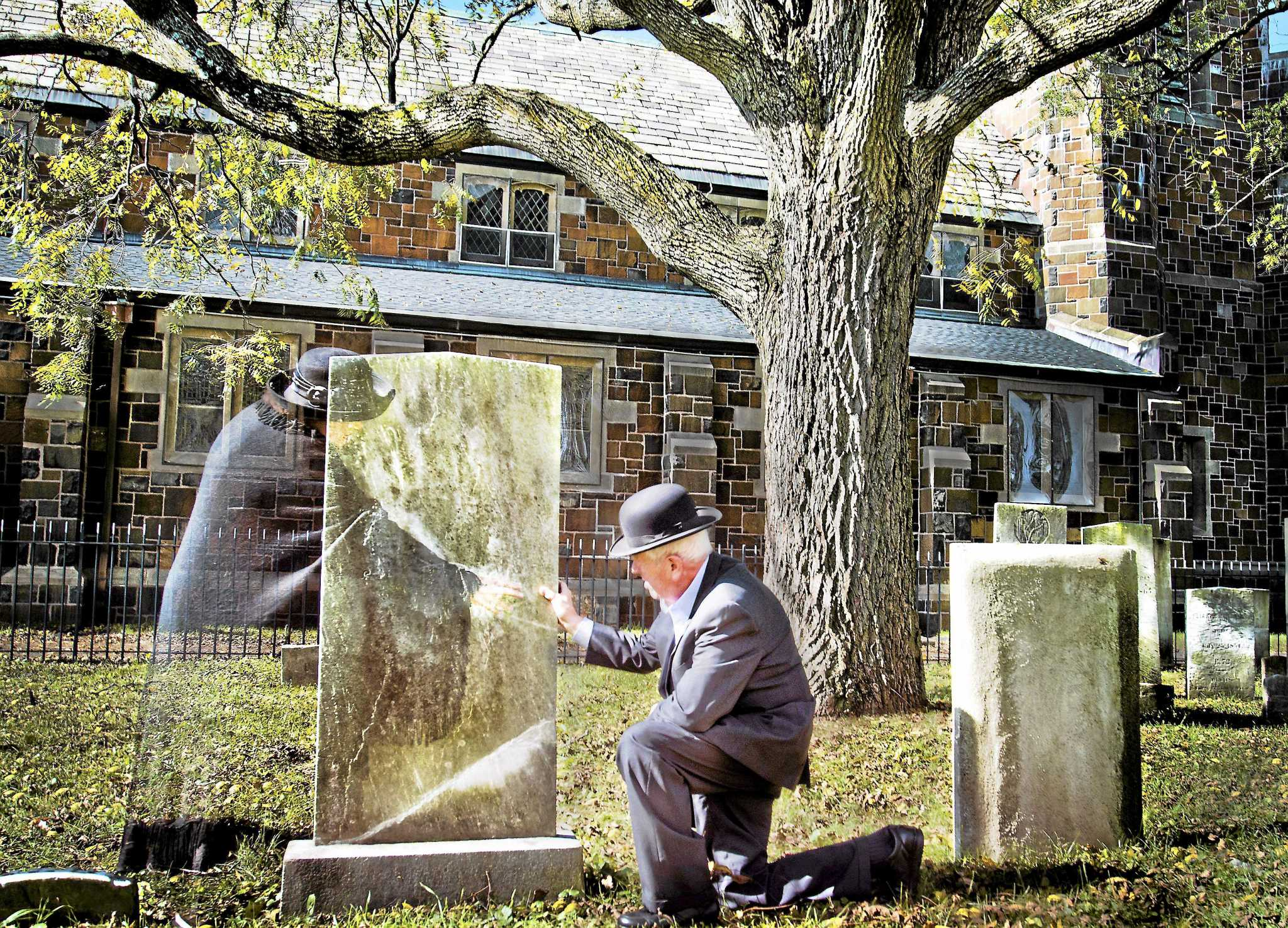 West Haven spirits to be 'resurrected' as part of graveyard tour