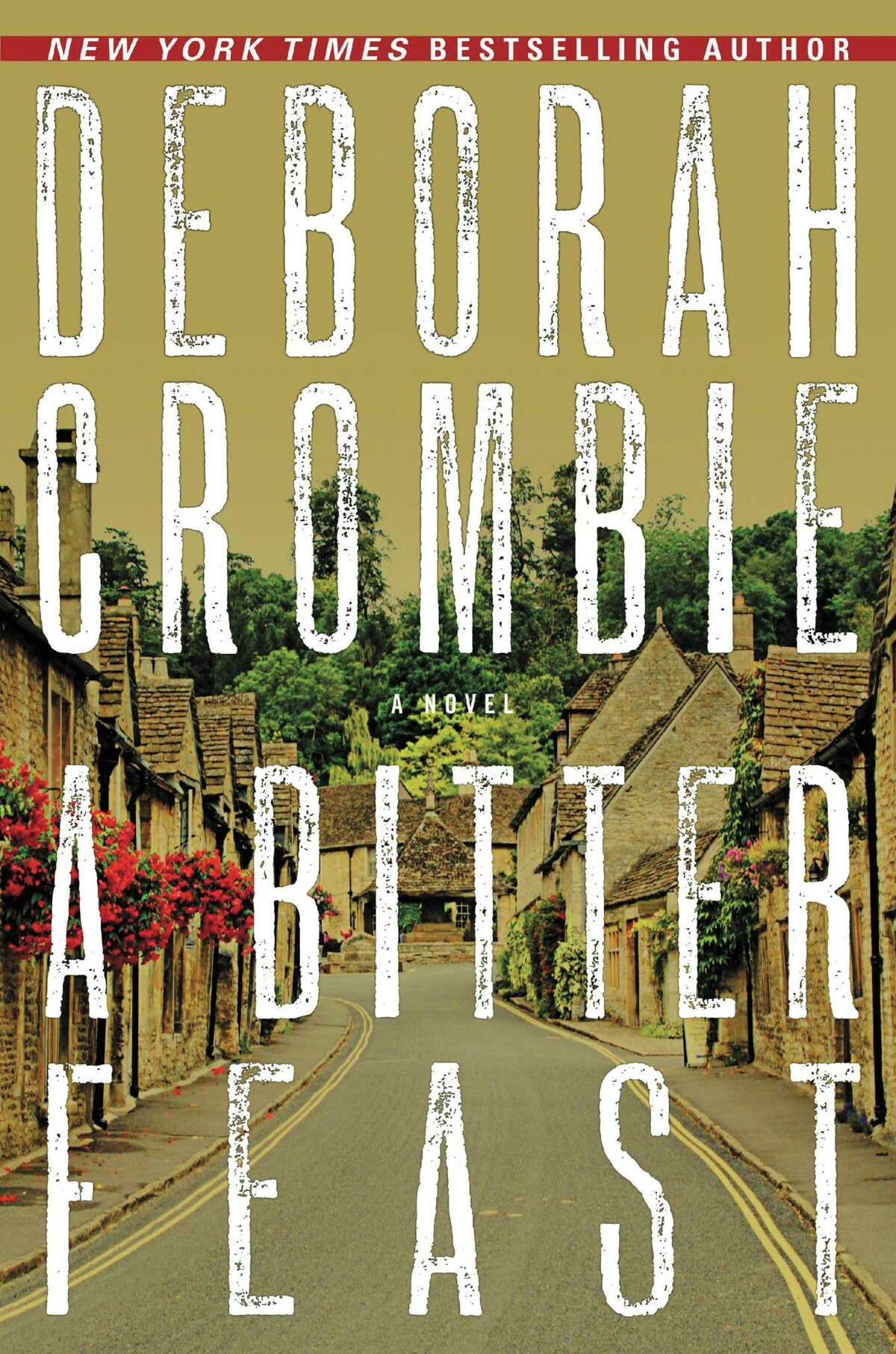 """Deborah Crombie, whose latest book is """"A Bitter Feast,"""" is one of the writers taking part in the 2019 San Antonio Express-News Book & Author Luncheon."""