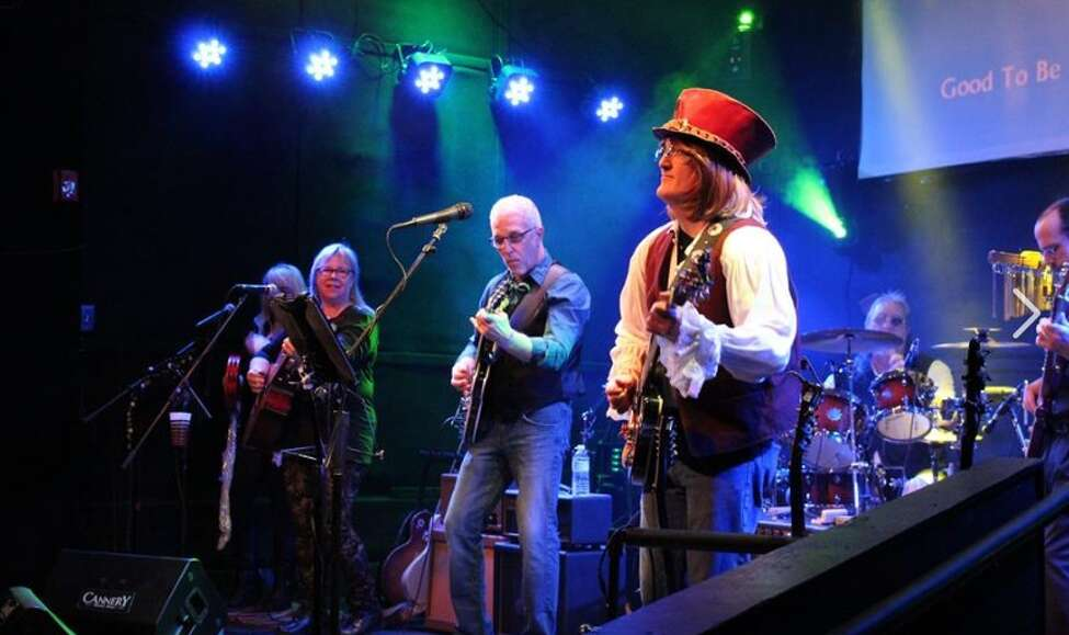 Good to Be King, Valatie Community Theater, 3031 Main St., Valatie. 8 p.m. Saturday. $15. 518-758-1309 or valatiecommunitytheatre.org. A tribute to Tom Petty & the Heartbreakers.