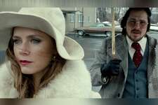 """#83. American Hustle (2013) Directed by David O. Russell - Metascore: 90 - Number of reviews: 47 - Runtime: 138 min """"American Hustle"""" follows the story of con artists who take part in an FBI sting operation. Starring powerhouse actors Amy Adams, Bradley Cooper, Christian Bale, and Jennifer Lawrence, this film became known for its flashy, late-1970s style and brilliant moments of comedy. Interestingly, its plot is loosely based on a true story. This slideshow was first published on theStacker.com"""