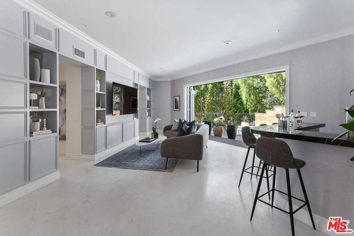 Real Housewife Dorit Kemsley and her husband Paul (P.K) Kemsley have relisted their Beverly Hills mansion for $7.5 million.