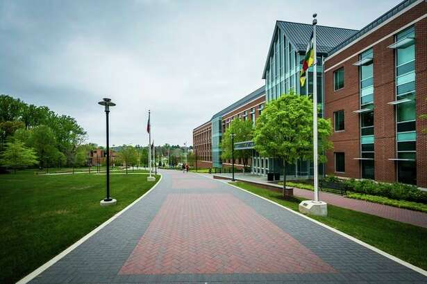 Towson University, in Towson, Maryland. (Dreamstime/TNS)