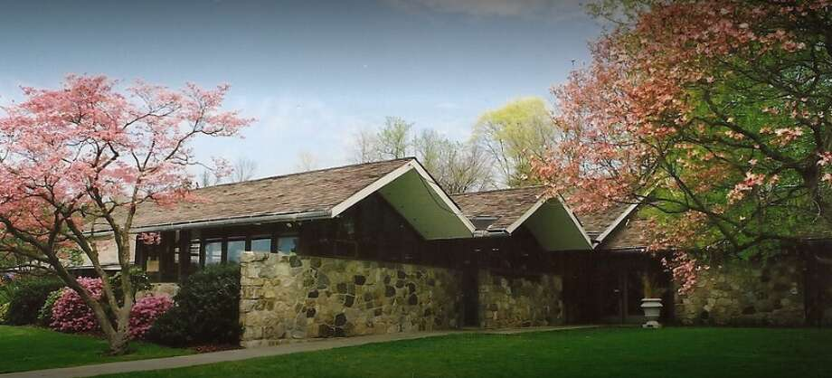 The Weston Public Library. Photo: Google Image Capture