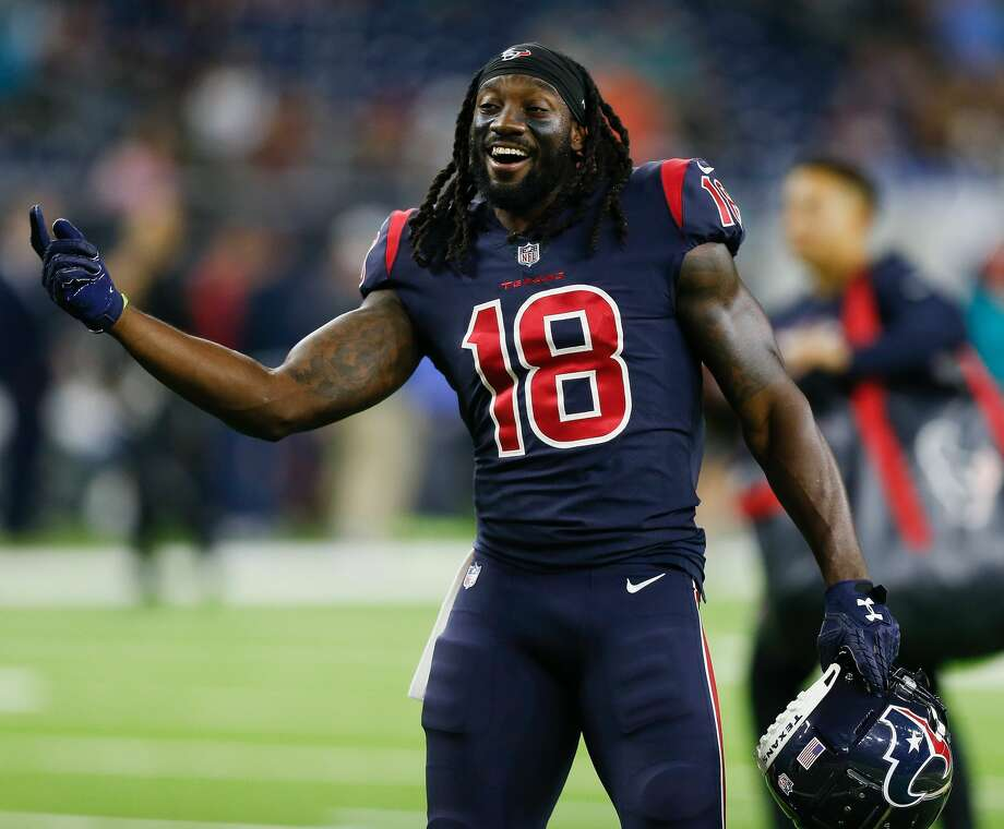 PHOTOS: Players taken by the Houston Roughnecks in the XFL Draft Sammie Coates - who played four seasons in the NFL, including last season with the Texans - was drafted by the XFL's Houston Roughnecks this week. Browse through the photos above for a look at all the players drafted by the XFL's Houston Roughnecks ... Photo: Bob Levey/Getty Images