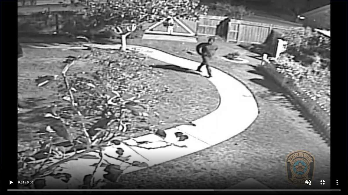 Sugar Land police are actively searching for man who burglarized 3 local churches, surveillance footage shows what appears to be a black male in his mid to late 20s.