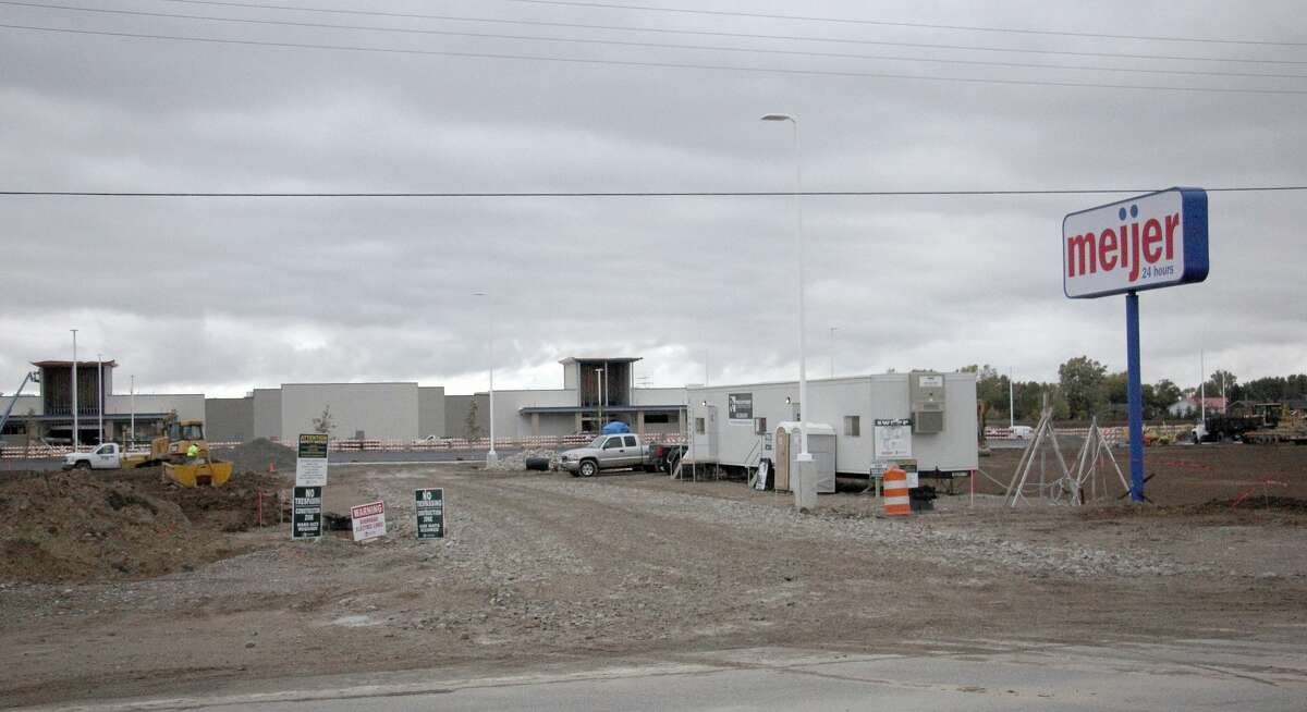 Meijer's property, which is just north and west of the intersection of M-142 and M-53, will feature a drive-up pharmacy, garden center, and gas station/convenience store. Although officials have confirmed the store will open next year, it's unclear when.