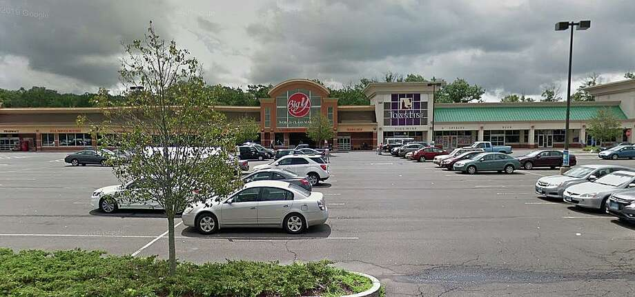 A Google streetview screenshot of the Big Y in Stratford, Conn. Photo: Contributed Photo