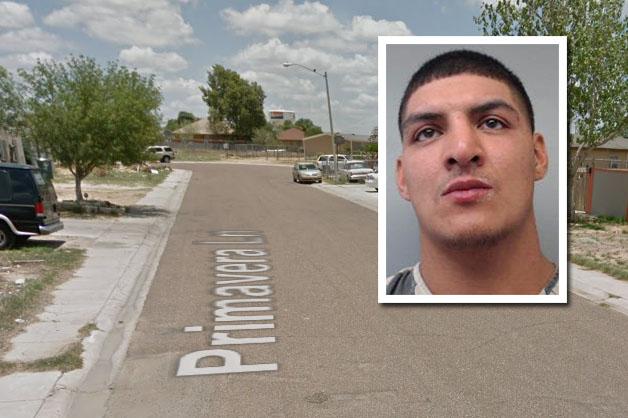 Laredo man allegedly assaults ex-girlfriend hours after breakup