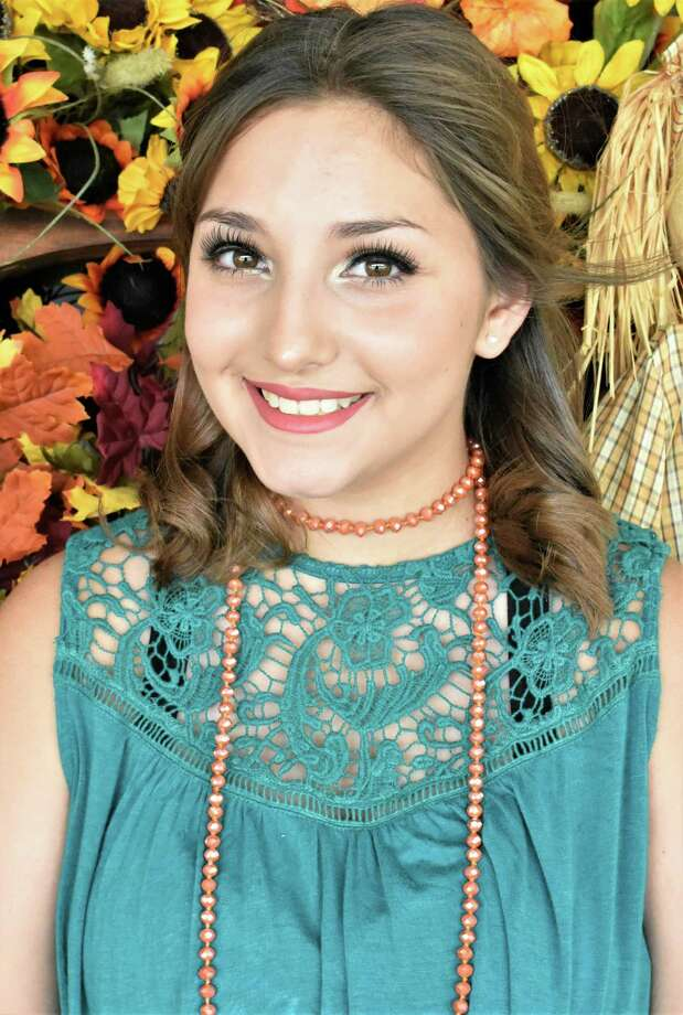 Alyssa Cornejo is a candidate for Needville Harvest Fest queen. Photo: Needville Harvest Fest