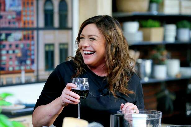 NEW YORK, NEW YORK - OCTOBER 12: Chef Rachael Ray onstage during a culinary demonstration at the Grand Tasting presented by ShopRite featuring Culinary Demonstrations at The IKEA Kitchen presented by Capital One at Pier 94 on October 12, 2019 in New York City.