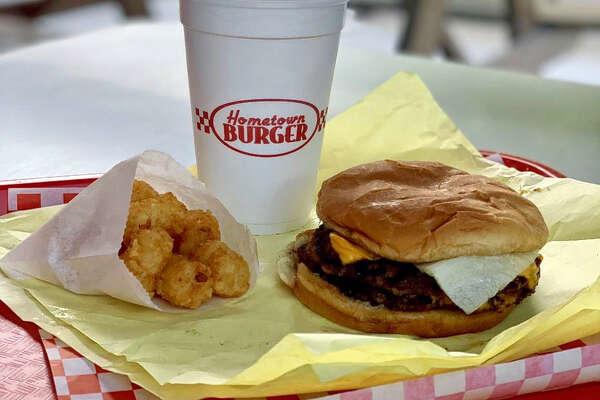 Hometown Burger   Photo: Greg T./Yelp