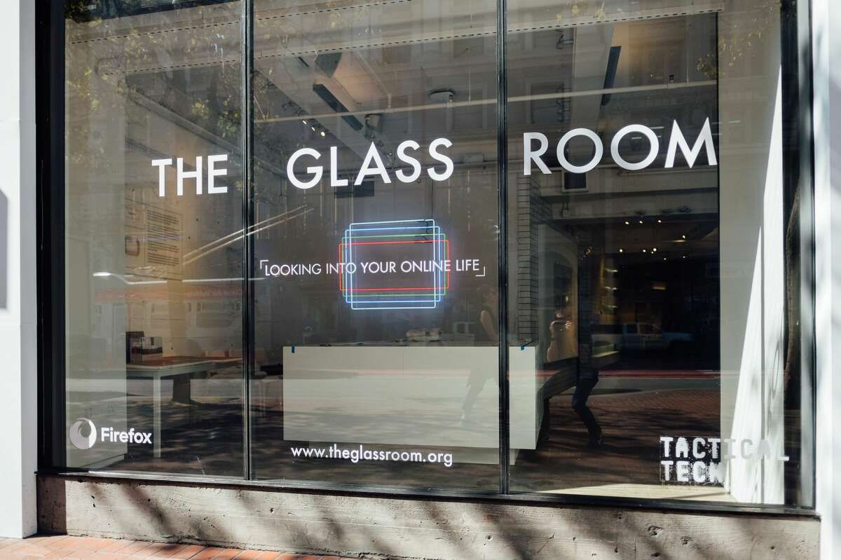 The Glass Room is a pop-up exhibit in San Francisco examining the dark side of Big Tech.