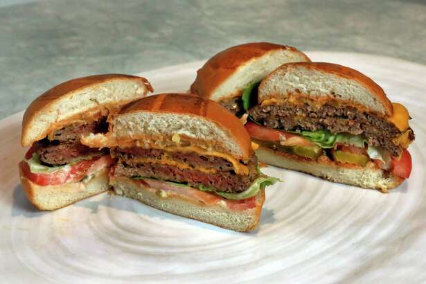 Yes, these are veggie burgers. A new era of meatless alternatives has arrived, with the promise of reducing methane emissions and limiting climate change. But it's not for everyone. A reader is sticking with steak.