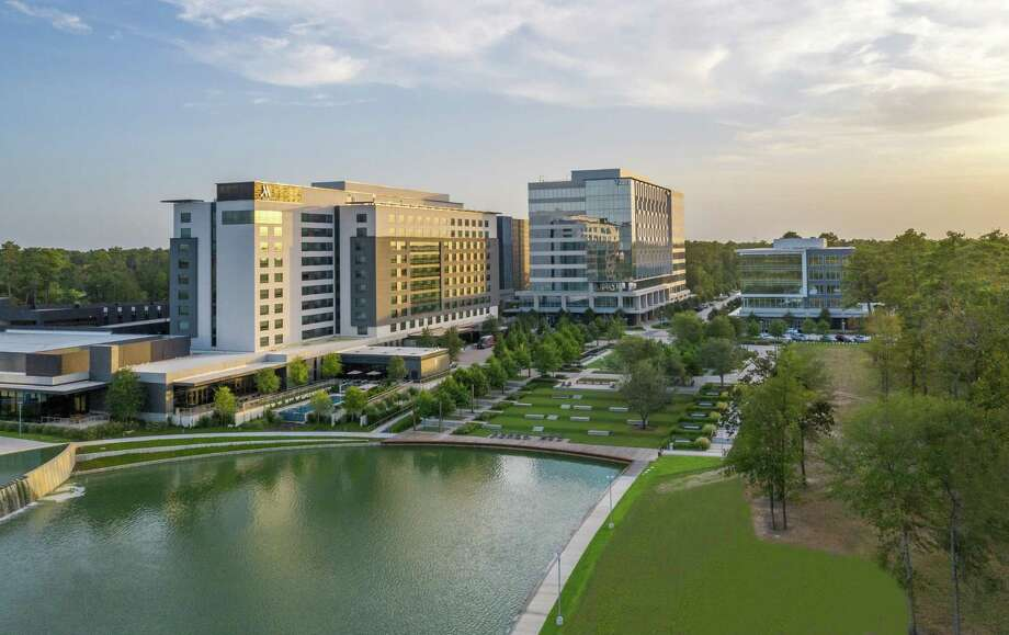 More businesses are opening at CityPlace at Springwoods Village, a 60-acre urban center in Spring. Photo: Gensler