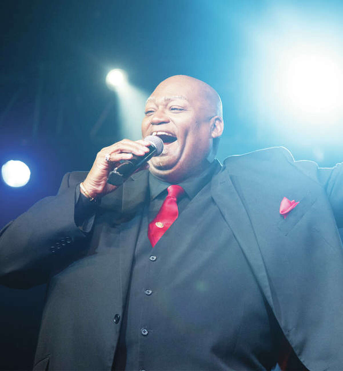 Singer Charles Glenn and his trio to perform for Unity Fellowship Church Saturday, Nov. 9, at Lewis and Clark Community College, in the Commons, Godfrey campus.