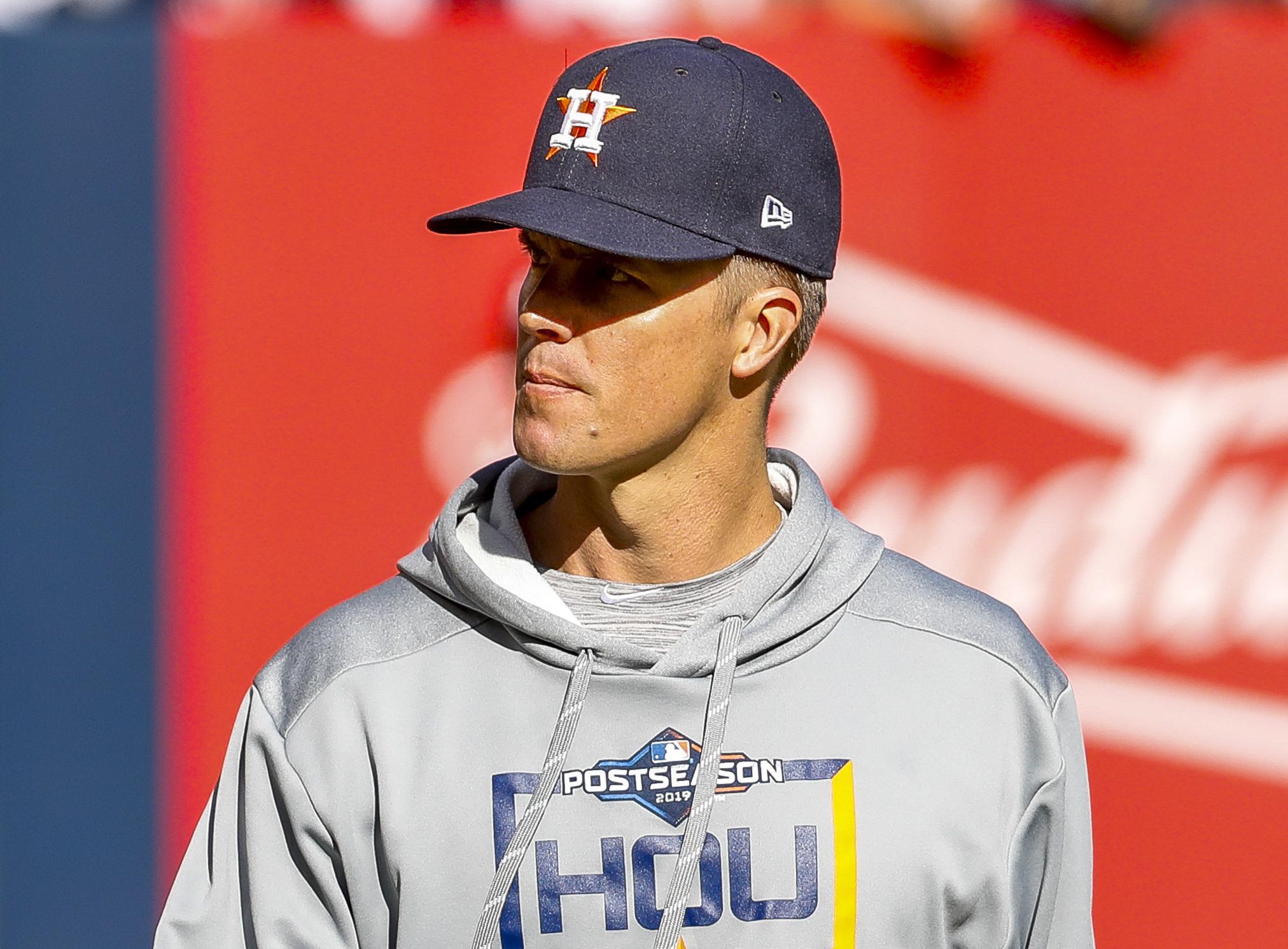 Smith: A little rain doesn't hurt Astros